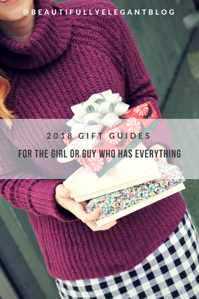 Gift Guide For The Girl Or Guy Who Has Everything Beautifully Elegant